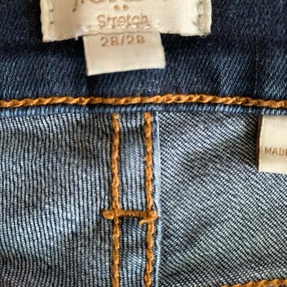 J Crew Jeans. Size 6